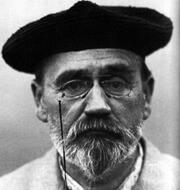 Émile Zola | Self Portrait